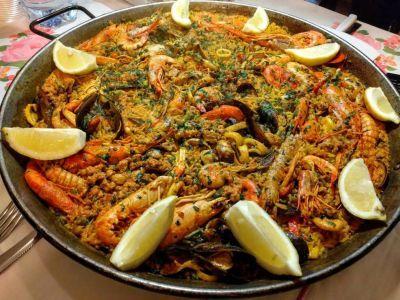 ПАЭЛЬЯ — национальное блюдо и гордость Испании