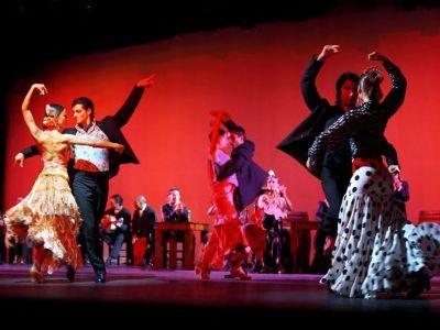 Фламенко – танец-символ Испании